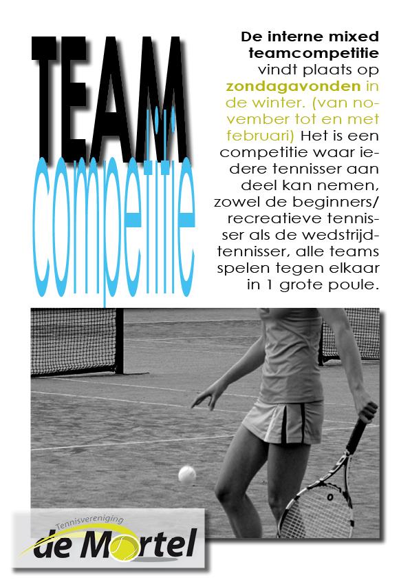 interne competitie